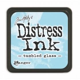 Tinta mini Distress Tumbled glass