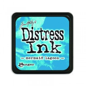 Tinta mini Distress mermaid lagoon