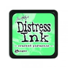Tinta mini Distress cracked pistachio