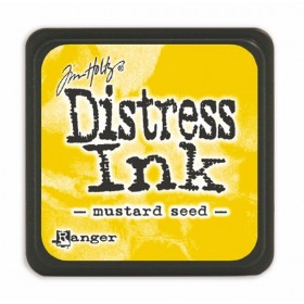 Tinta mini Distress mustard seed