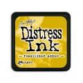 Tinta mini Distress Fosilized amber