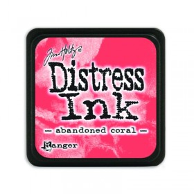 Tinta mini Distress Abandoned Coral