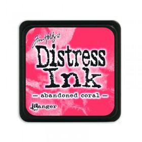 Tinta mini Distress Abandoned Coral