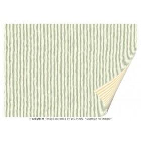 Righe verde giallo