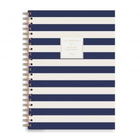 Cuaderno A4 rayas marineras