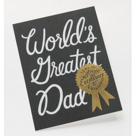 World´s greatest dad