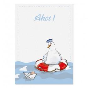 Postal Ahoi sea