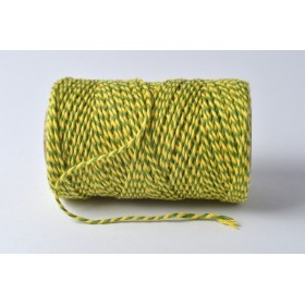 Baker twine lemon - lime