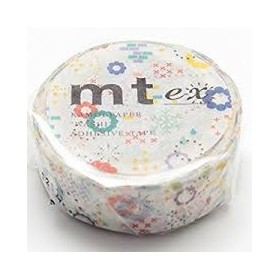 Washi Tape MT Colorful pop