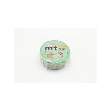 Washi Tape MT Ex baby animals