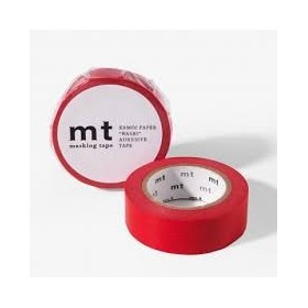 Washi Tape MT red
