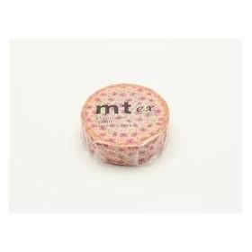 Washi Tape MT pink flower