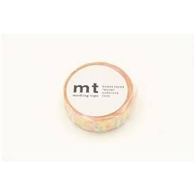 Washi Tape MT pool orange