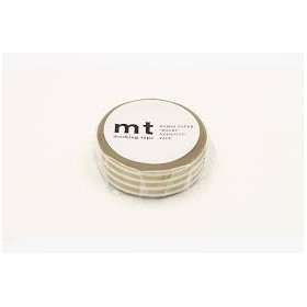 Washi Tape MT border gold