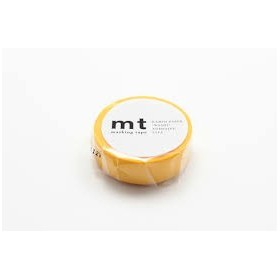 Washi Tape MT yellow