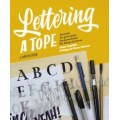 Lettering a tope