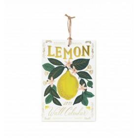 Calendario 2019 Lemon