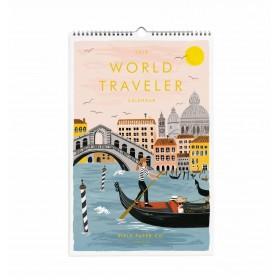 Calendario 2019 Traveler