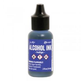 Tinta Alcohol Indigo