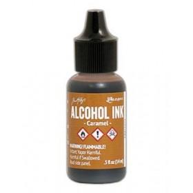 Tinta Alcohol Caramel