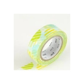 Washi Tape MT arch green