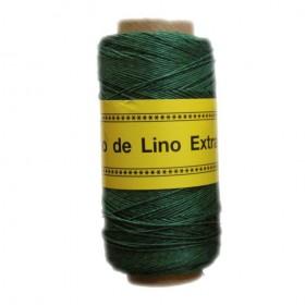 Lino Encerado Verde