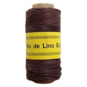 Lino Encerado Burdeos