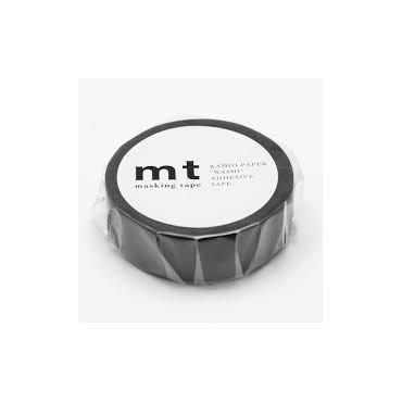 Washi Tape MT matte black