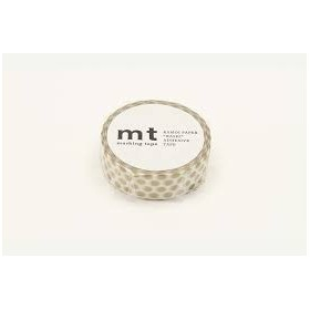 Washi Tape MT dot gold