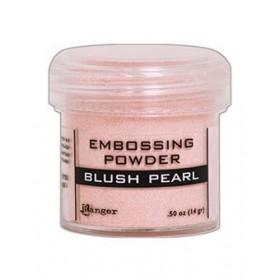 Polvos Embossing Blush Pearl