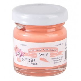 Amelie Chalk Coral 30ml