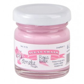 Amelie Chalk Rosa Bebé 30ml
