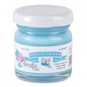 Amelie Chalk Azul Bebé 30ml