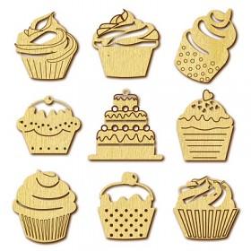 Maderitas Cupcake