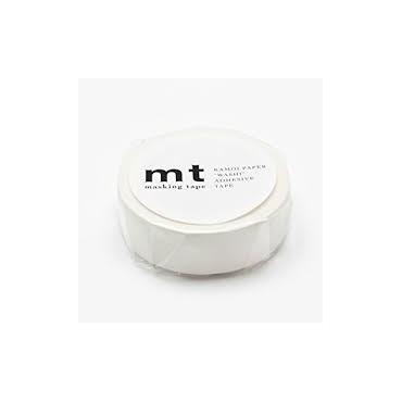 Washi Tape MT matte white
