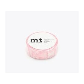 Washi Tape MT script dot pink
