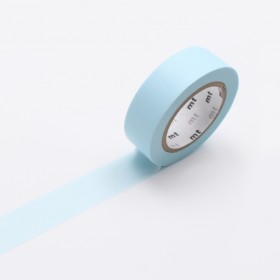 Washi tape MT Pastel Powder Blue
