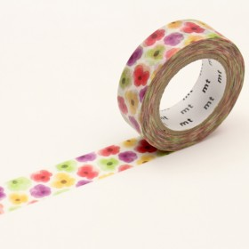 Washi tape MT Pansy