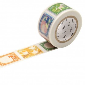 Washi tape MT Postage Stamp