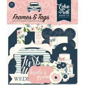 Frames & Tags Just Married
