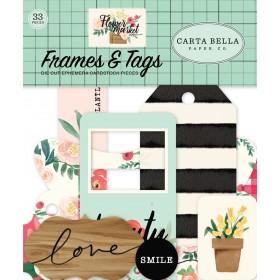Frames & Tags Flower Market