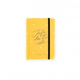 Agenda 2020 Diaria Mini Yellow