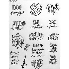 Stickers EcoFriendly