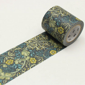 Washi tape William Morris Seaweed