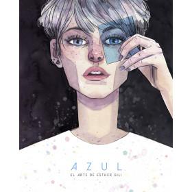 Azul. El arte de Esther Gili
