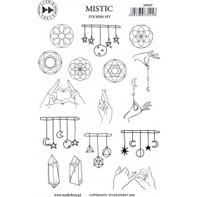 Sticker Mistic