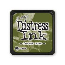 Tinta mini distress forest moss
