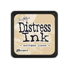 Tinta mini distress antique linen