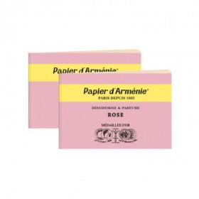 Papier d'Armenie Le rose