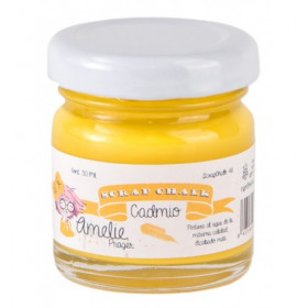 Amelie chalk cadmio